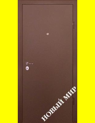 Входные двери недорого Новосёл 1