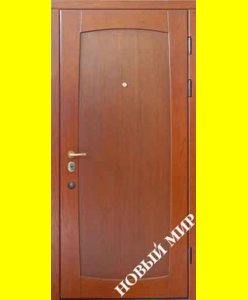 Входные двери Новосёл 5 (шпон)