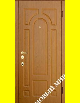 Входные двери недорого Новосёл 7 Русь