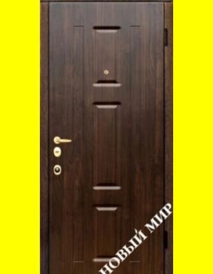 Входные двери недорого Новосёл 7 Форт