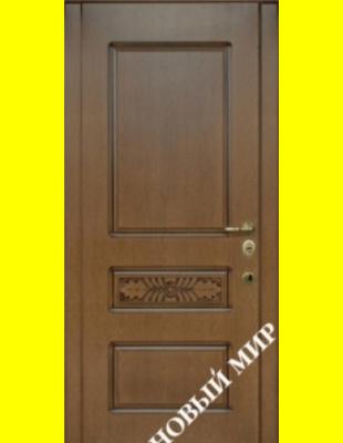Входные двери недорого Новосёл 7 Осень