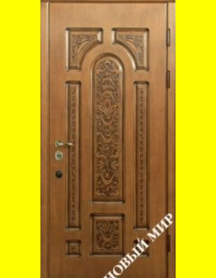 Входные двери недорого Новосёл 7 Русь 1
