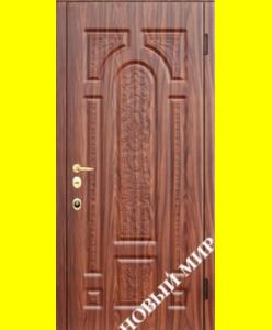 Входные двери Новосёл 7 Русь 2 (МДФ+Vinorit)