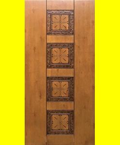 Входные двери R-2 патина