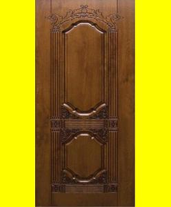 Входные двери R-29 патина