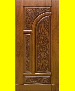 Входные двери R-38 патина