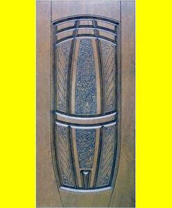 Входные двери АМ-18 патина