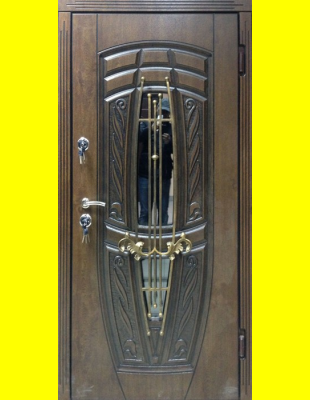 Входные двери недорого Монако патина