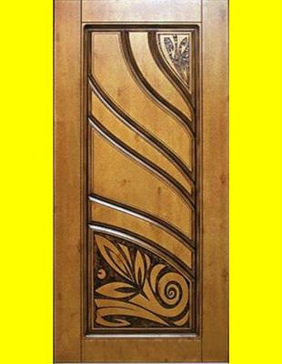 Входные двери недорого Орхидея патина