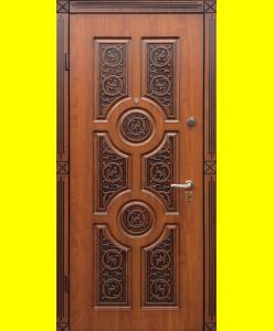 Входные двери Венеция патина