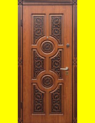 Входные двери недорого Венеция патина