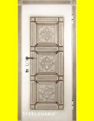 Входные двери недорого SG-12 White