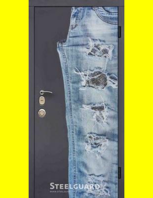 Входные двери недорого Denim