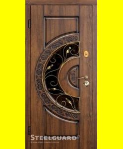 Входные двери Optima glass