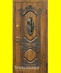 Входные двери Sangria glass