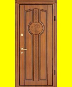 Входные двери 59 патина