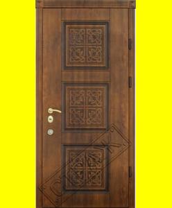 Входные двери R10 патина