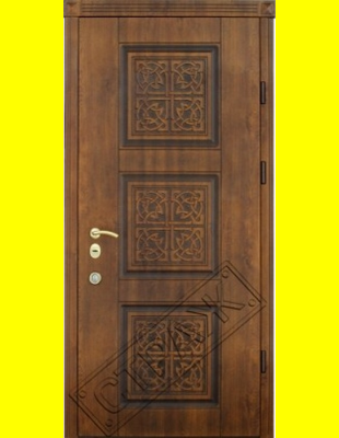 Входные двери недорого R10 патина