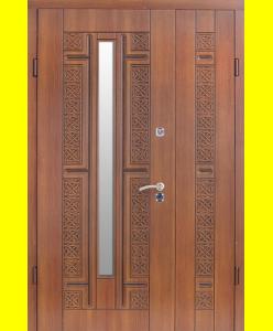 Входные двери R22 Рио патина 1200