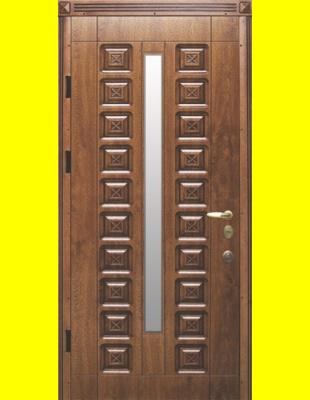 Входные двери недорого R22 Рио патина