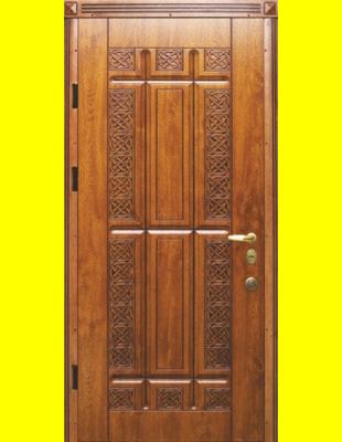 Входные двери недорого R26 патина