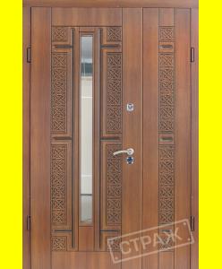 Входные двери R26 Рио 3D патина 1200