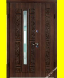 Входные двери R26 Рио 3D патина 1200 (улица)