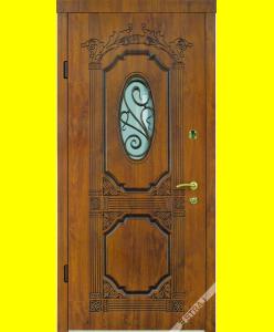 Входные двери R29 прима патина