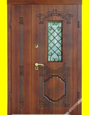 Входные двери недорого R29 классик патина 1200