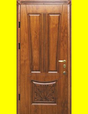 Входные двери недорого R3 патина