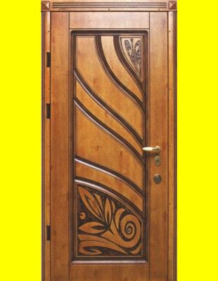 Входные двери недорого R4 патина