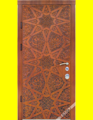 Входные двери недорого Страж Агни патина