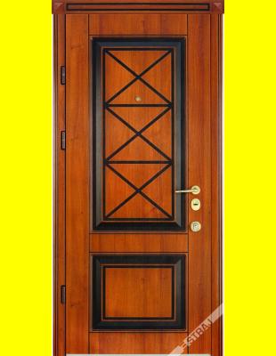 Входные двери недорого Бавария патина