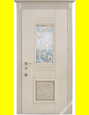 Входные двери недорого Эридан 3D spl патина