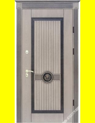 Входные двери недорого Лацио лев spl патина