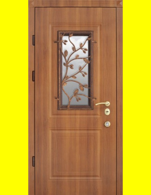 Входные двери недорого Страж Осень