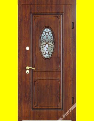 Входные двери недорого Прима патина