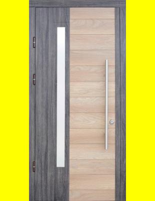 Входные двери недорого Софитти (Al)