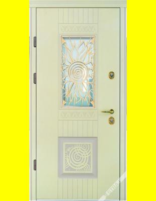 Входные двери недорого Солас 3D патина