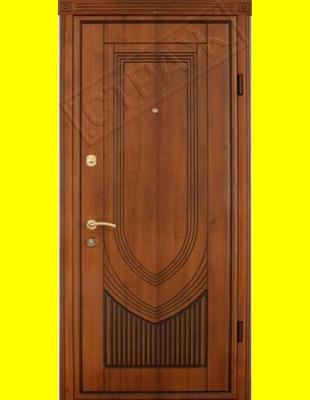 Входные двери недорого Турин патина