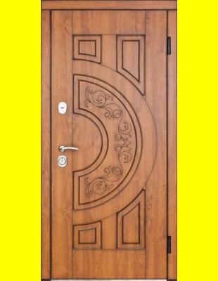 Входные двери недорого Злата патина