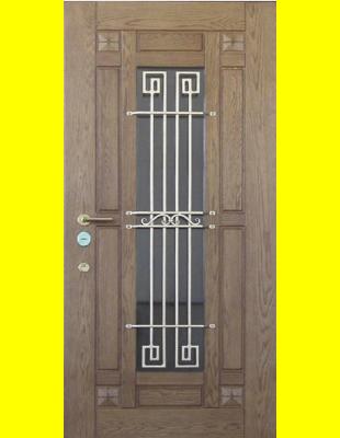 Входные двери недорого Термопласт 100