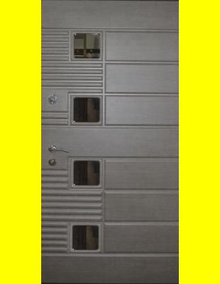 Входные двери недорого Термопласт 101