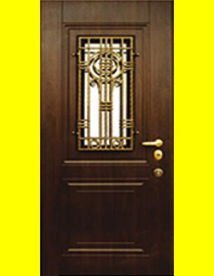 Входные двери недорого Термопласт 106