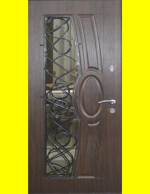 Входные двери недорого Термопласт 107