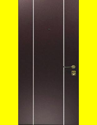 Входные двери недорого Термопласт 110
