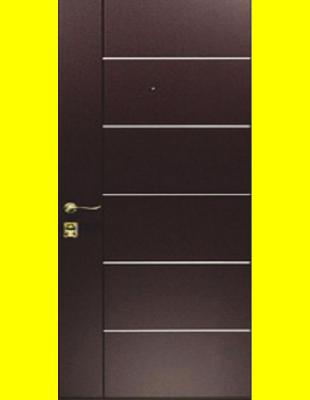 Входные двери недорого Термопласт 111