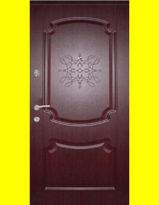 Входные двери недорого Термопласт 126