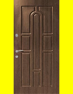 Входные двери недорого Термопласт 131