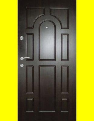 Входные двери недорого Термопласт 132
